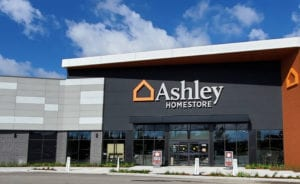Ashley Homestore - Grand Opening Contest