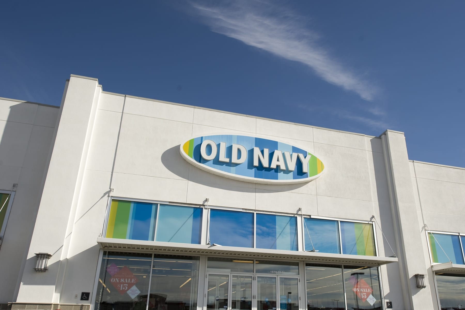 Old Navy - South Edmonton Common