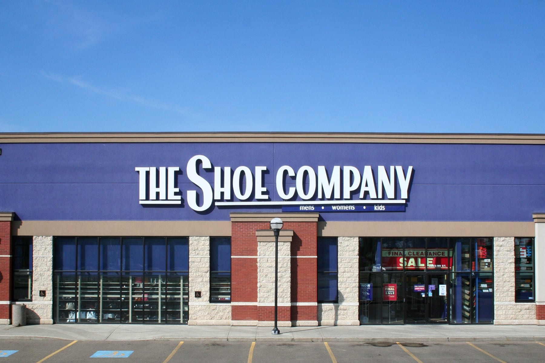 Shoe Company South Common Hours