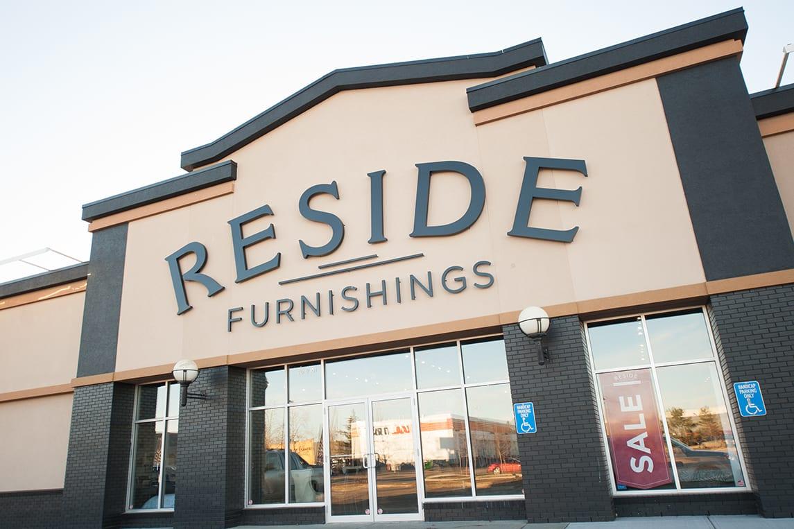 Reside Furniture South Edmonton Common
