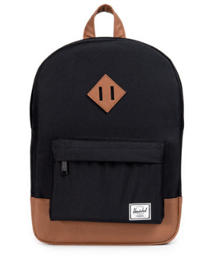 Herschel_Supply_Co._Heritage_Youth_Backpack_-_black