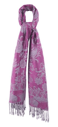 Jacquard-Pashmina-Scarf from Laura