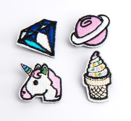 unicorn patch pack