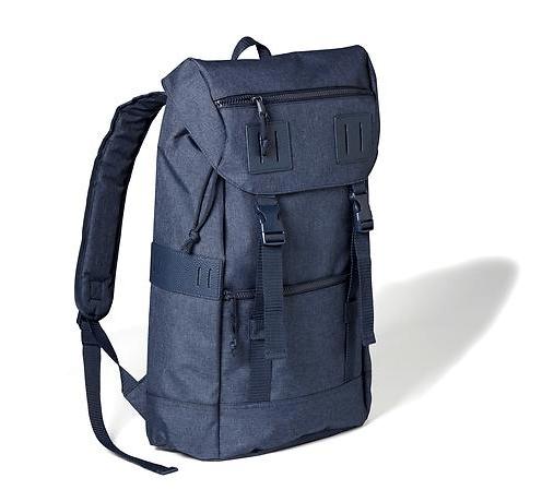 textured rucksack