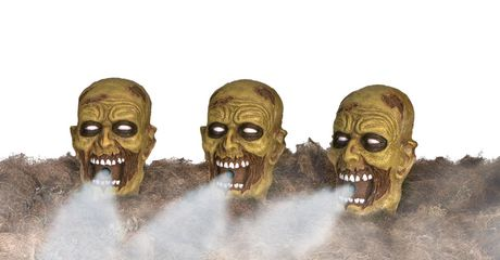 zombie fog machine