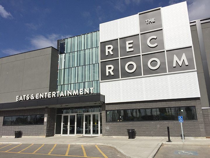 The Rec Room - South Edmonton Common
