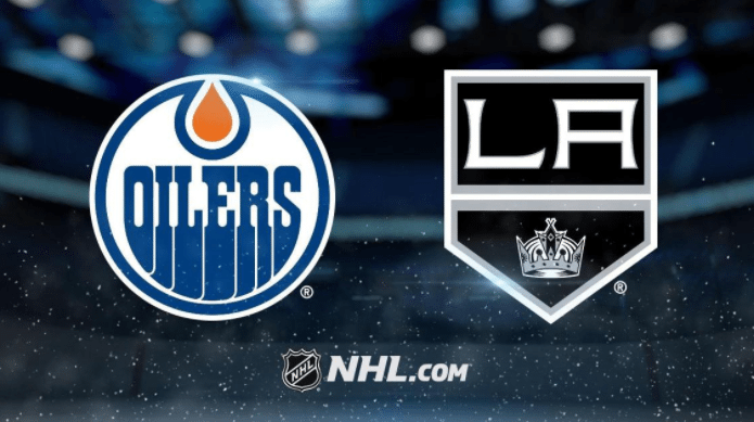 oilers v kings
