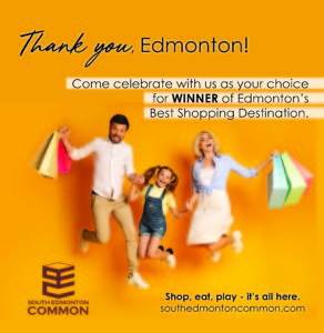 South Edmonton Common Voted Best Shopping Destination By StarMetro