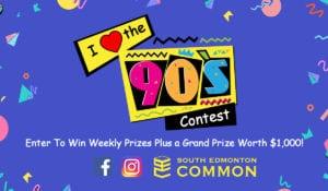 CONTEST: I Love The '90s