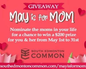 Giveaway: May Is For Mom